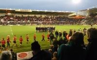 Saints vs Newcastle - 1st Nov 2014